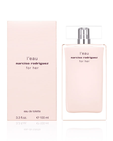 For Her L'eau Eau de Toilette, 3.3 oz./ 98 mL