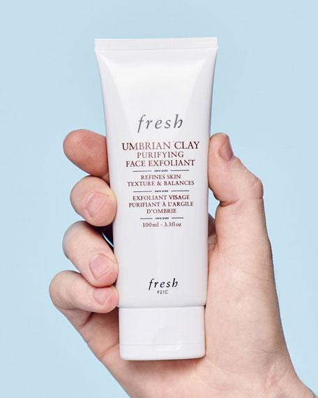 Fresh Umbrian Clay Pore Purifying Face Exfoliator