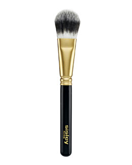 Sisley-Paris Foundation Brush with Synthetic-Fiber Bristles
