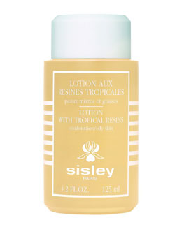 Sisley-Paris Lotion with Tropical Resins for Oily/Combination Skin