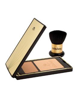 Sisley-Paris Sun Glow Duo, Honey Cinnamon
