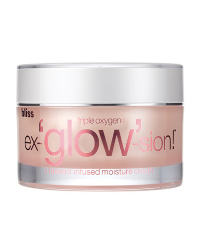 Bliss Triple Oxygen Ex-'glow'-sion Moisture Cream with Vitabeads