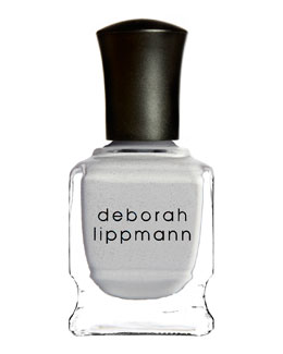 Deborah Lippmann Limited Edition Punk Rock Nail Polish, Ghost Gray