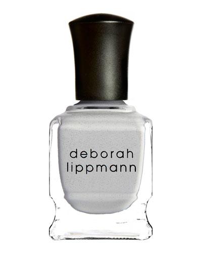 Deborah Lippmann Limited Edition Punk Rock Nail Polish, Ghost Gray