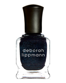 Deborah Lippmann Limited Edition Punk Rock Nail Polish, Navy Spark
