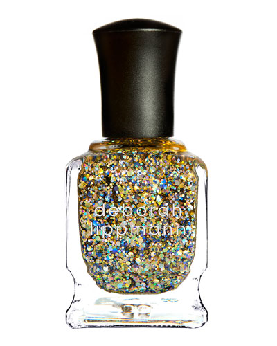 Deborah Lippmann Limited Edition Glitter and Be Gay Nail Polish