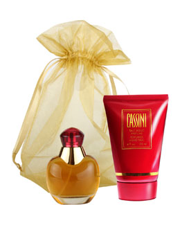 Cassini Parfums Body Essential Set