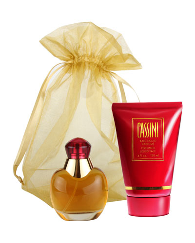 Cassini Parfums Body Essential Fragrance Set