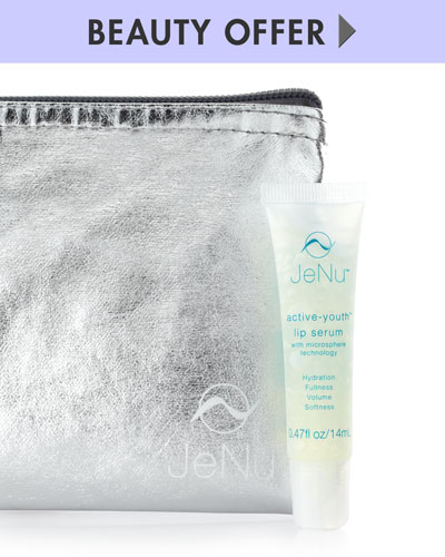 JeNu Yours with any $249 JeNu purchase
