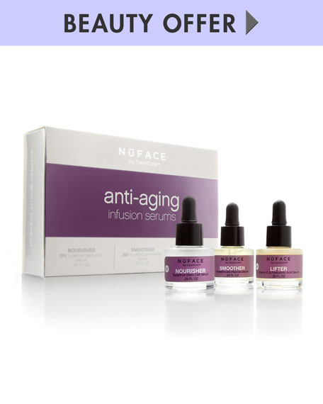 Yours with Any $249 NuFace Purchase