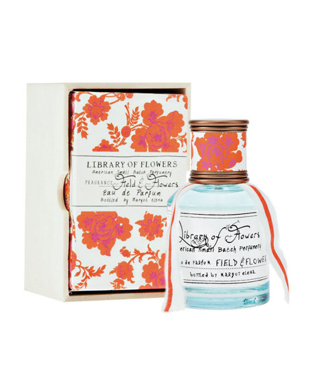 Library of Flowers Field & Flowers Eau De
