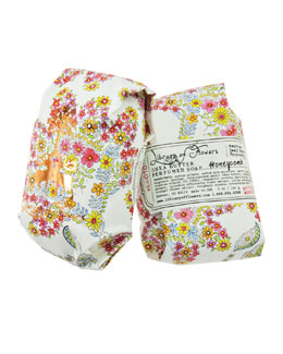 Library of Flowers Honeycomb Perfumed Soap