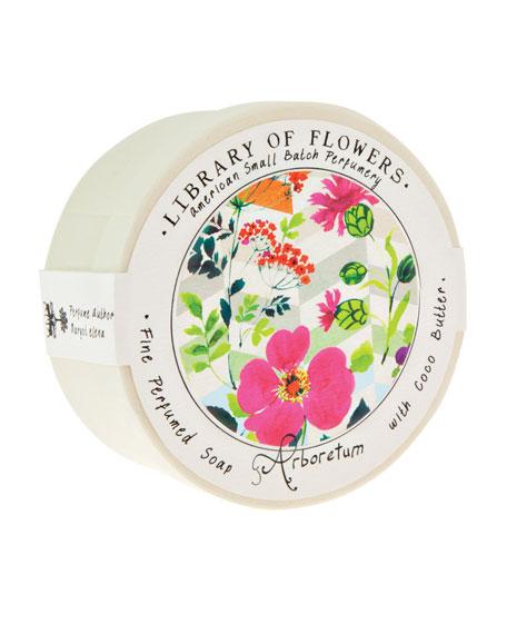 Library of Flowers Arboretum Perfumed Soap