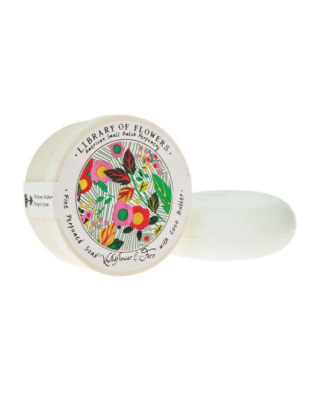 Wildflower & Fern Perfumed Soap