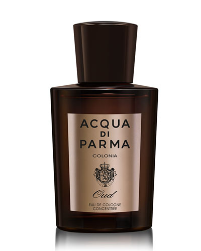 Acqua di Parma Colonia Intensa Oud Eau de Cologne, 6oz