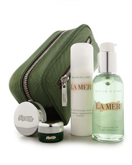 La Mer Limited Edition NM Exclusive Men's Essentials Starter Set