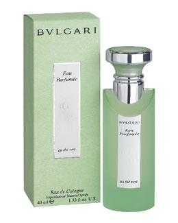 Bvlgari Eau Parfumee au The Vert Eau De Cologne Pour with Vaporizer