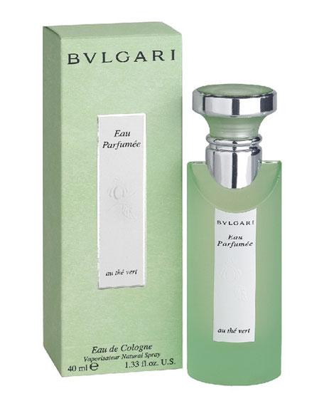 Eau Parfumée Au Thé Vert Eau De Cologne Pour with Vaporizer, 1.33 ...