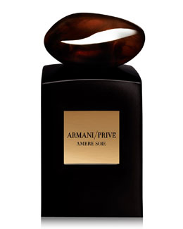 Giorgio Armani Prive Ambre Soie Eau De Parfum