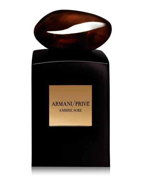 Prive Ambre Soie Eau De Parfum, 3.4 oz./ 100 mL