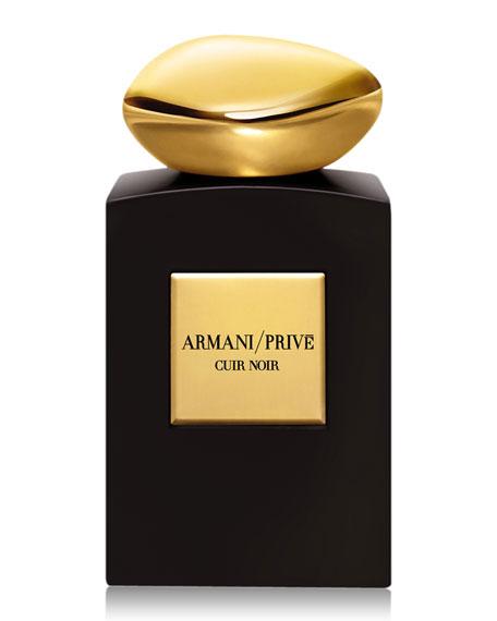 Giorgio Armani Prive Cuir Noir Intense, 3.4 oz./