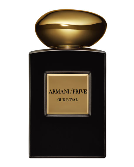 Giorgio Armani Prive Oud Royal Intense Fragrance, 3.4