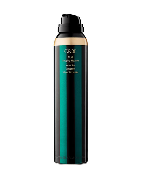 Image 3 of 3: Oribe 5.7 oz. Curl Shaping Mousse