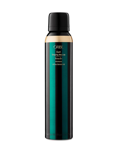 Curl Shaping Mousse, 5.7 oz.
