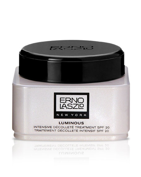 Erno LaszloLuminous Intensive Decollete Treatment SPF20