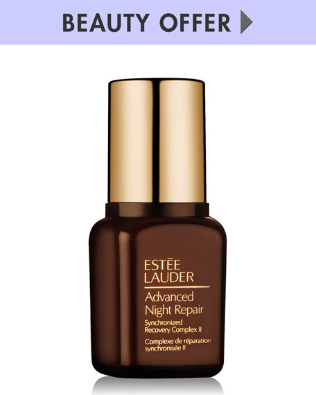Yours with Any Estee Lauder Purchase