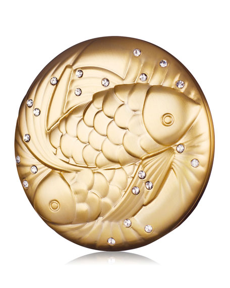Limited Edition Pisces Zodiac Compact 2013