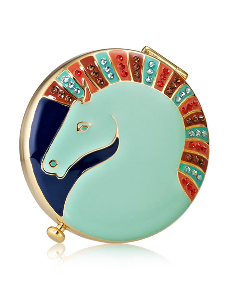 Limited Edition Year of the Horse Compact