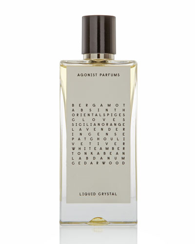Agonist Liquid Crystal Perfume Spray