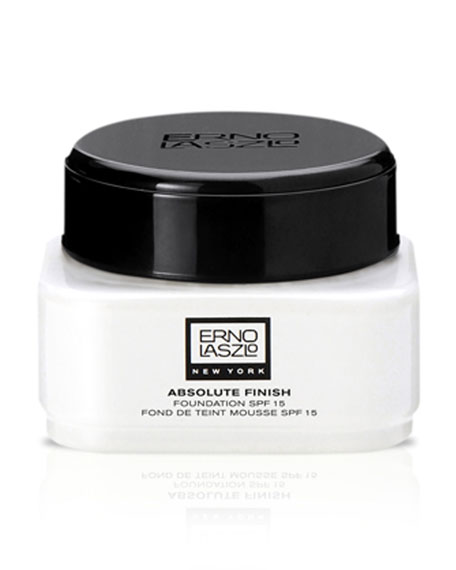 Absolute Finish Foundation SPF 15, 15 mL