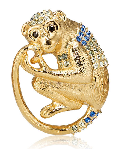 Limited Edition Beautiful Monkey Solid Perfume