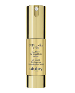 Sisley-Paris Supremya At Night Anti-Aging Eye Serum <b>NM Beauty Award Winner 2014</b>