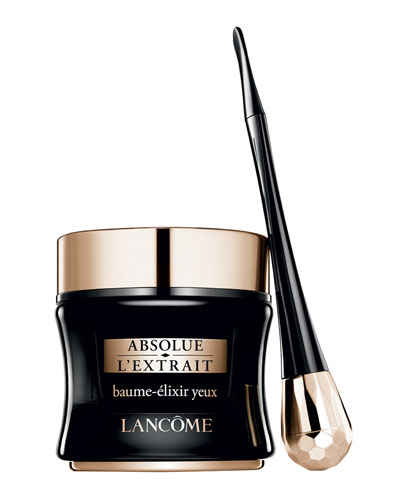 Lancome Absolue L'Extrait Eye Contour Collection Baume-Elixir Yeux