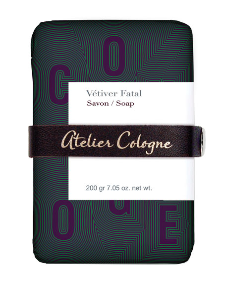 Atelier Cologne Vetiver Fatal Bar Soap