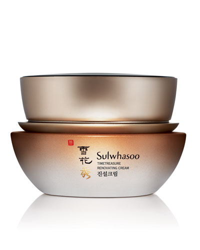 Sulwhasoo TIMETREASURE Renovating Cream, 60mL