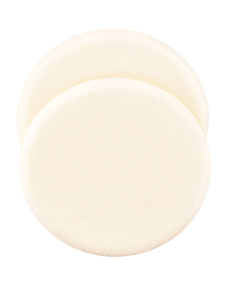 Pressed Powder Sponges, Two-Pack Refill