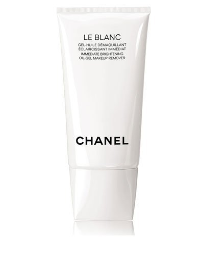CHANEL LE BLANC<br>Immediate Brightening Oil-Gel Makeup Remover