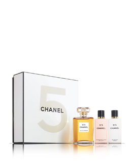 CHANEL NO. 5 TRIO SET