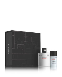 CHANEL ALLURE HOMME SPORT DEODORANT STICK SET