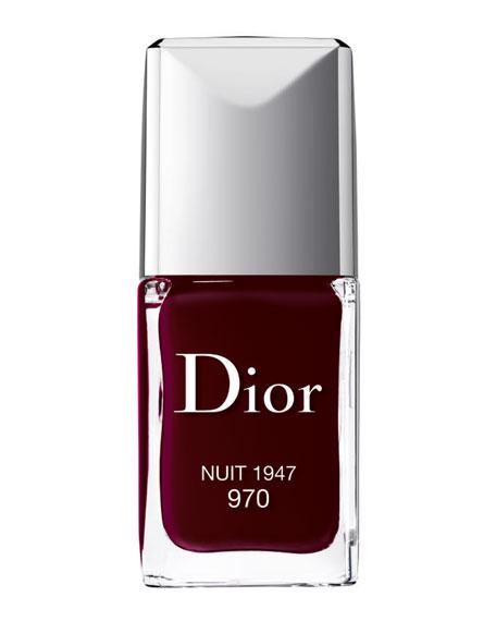 Dior Beauty Dior Vernis, Nuit 1947