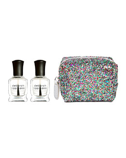 Deborah Lippmann Limited Edition Rock & Roll Mini Duet Set