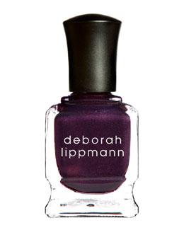 Deborah Lippmann Limited Edition Silk Matteen Nail Polish, Harem Silk Bombay