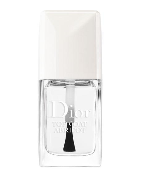 Dior Top Coat, Abricot