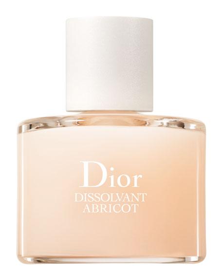 christian dior abricot nail cream