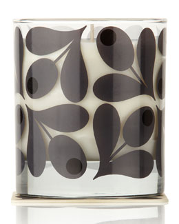 Orla Kiely Earl Grey Candle, 7oz