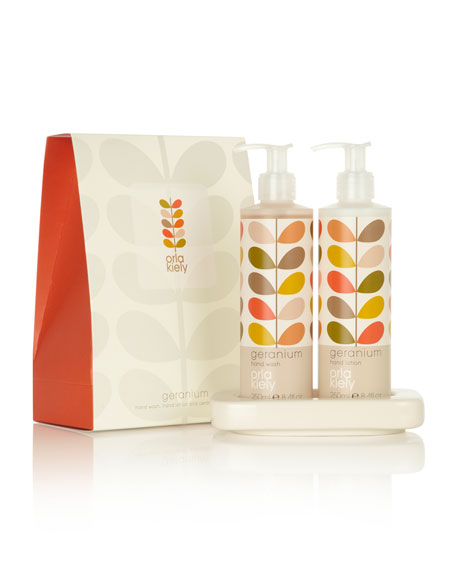 Geranium Hand Care Set